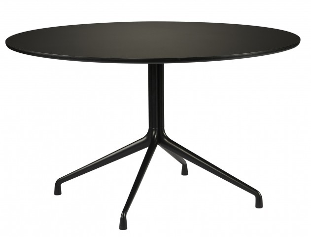 table ronde aat20 de hay noir d 110