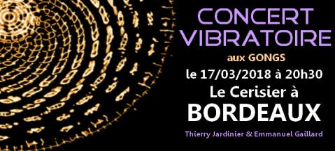 gongs concert