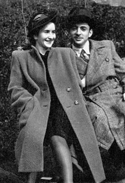 Молодожены.1941 год.