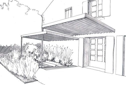 01-esquisse-perspective-créer-terrasse