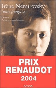 Suite française, extraordinaire roman inachevé.