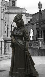L'une des plus grande figure féminine de la littérature espagnole classique
