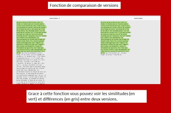 comparaison Scribbook