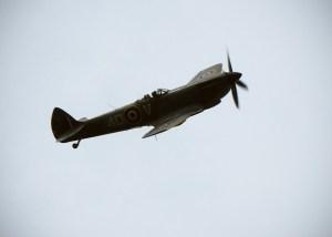 spitfire envol