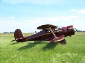 Beechcraft D.17S Staggerwing F-GUZZ 0006