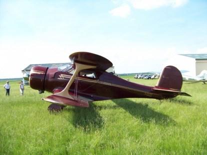Beechcraft D.17S Staggerwing F-GUZZ 0010