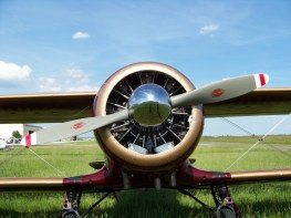 Beechcraft D.17S Staggerwing F-GUZZ 0015