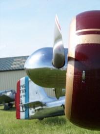 Beechcraft D.17S Staggerwing F-GUZZ 0017