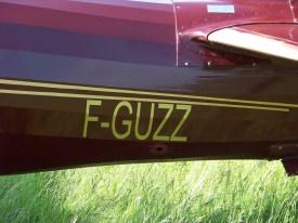 Beechcraft D.17S Staggerwing F-GUZZ 0046