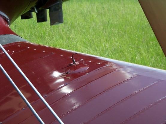 Beechcraft D.17S Staggerwing F-GUZZ 0062