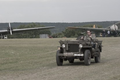 Jeep @ La Ferté 2015