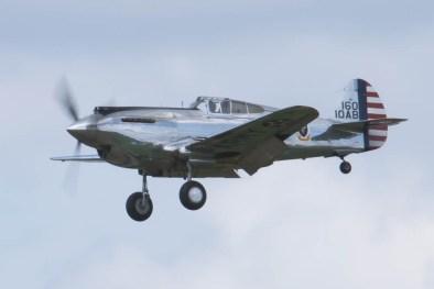 Curtiss P-40C Warhawk Flying Legends 2015 - 01