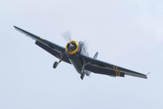 Grumman TBM Avenger HB-RDG 01 Flying Legends 2015