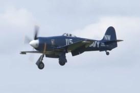 Hawker Sea Fury FB.11 F-AZXJ Flying Legends 2015 - 02