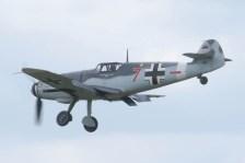 Messerschmitt Bf 109G D-FWME Flying Legends 2015 - 02