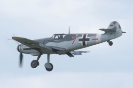 Messerschmitt Bf 109G D-FWME Flying Legends 2015 - 02
