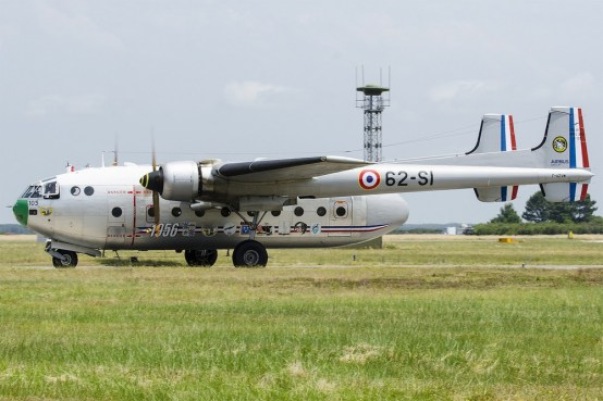 Nord 2501 Noratlas F-AZVM (Photo redskin83 (CC BY-NC-ND 2.0)) 2