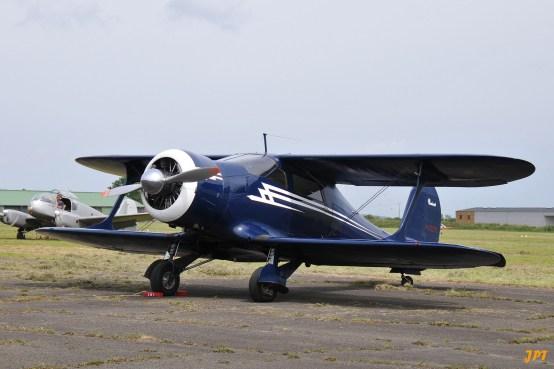 Beech D.17 (Photo © Jean-Pierre Touzeau)