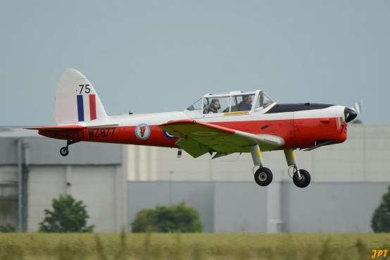 DHC.1 Chipmunk (Photo © Jean-Pierre Touzeau)