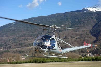 Hiller UH-12B F-AYFS (Photo Jean-François Saillet) 3