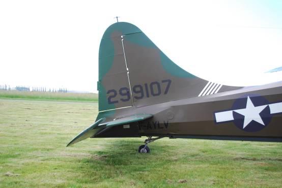 Stinson L-5 F-AYLV 0020