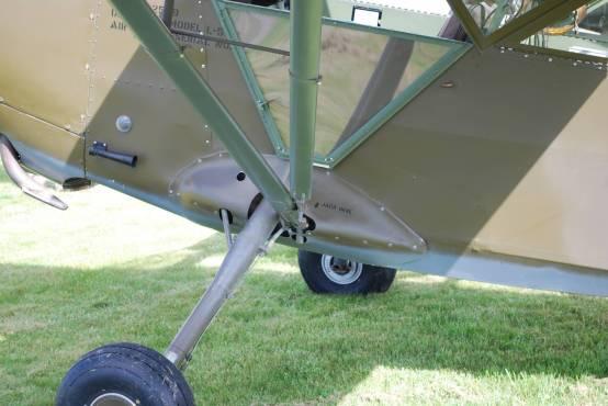 Stinson L-5 F-AYLV 0041