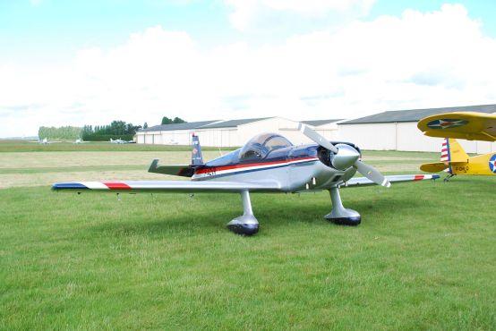 Mudry CAP 20 F-AZVR 0001
