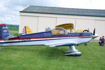 Mudry CAP 20 F-AZVR 0004