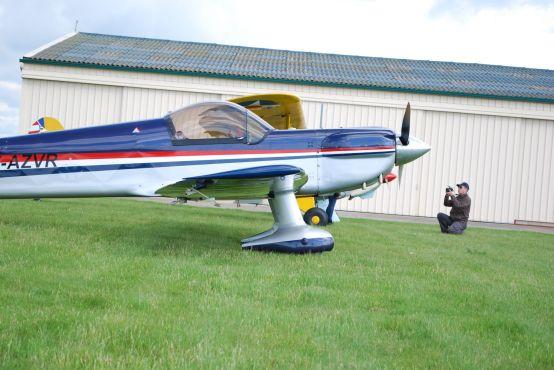 Mudry CAP 20 F-AZVR 0006