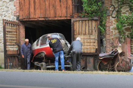 1 Sortie de grange F-BDSO Ailes Limousines