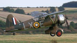 Westland Lysander Mk IIIa V9312 G-CCOM © David Withworth