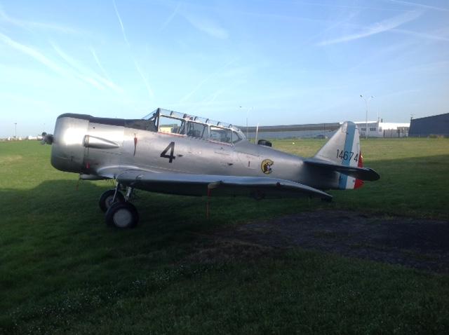T-6G F-AZEZ (Photo P. Charvot) 2