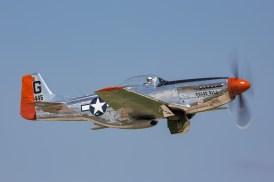 P-51D 44-74445 N4132A Pecos Bill © Damien Defever