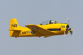 T-28A Fennec 51-7749 F-AZHR ( Photo © Damien Defever )