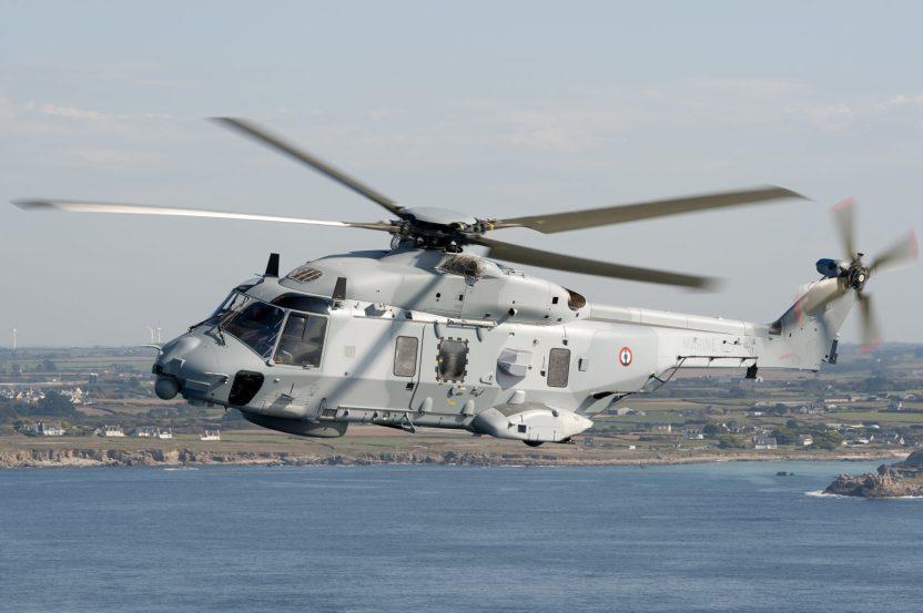 NH90 Caiman ( Photo © Sirpa Marine )