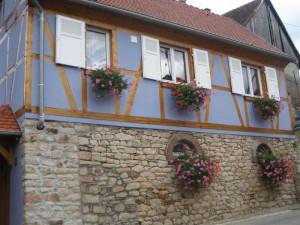 Gîte Le Châtaignier à Epfig