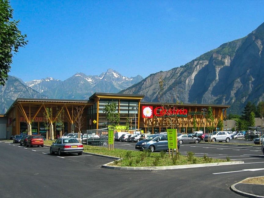 supermarkets in Bourg d'Oisans