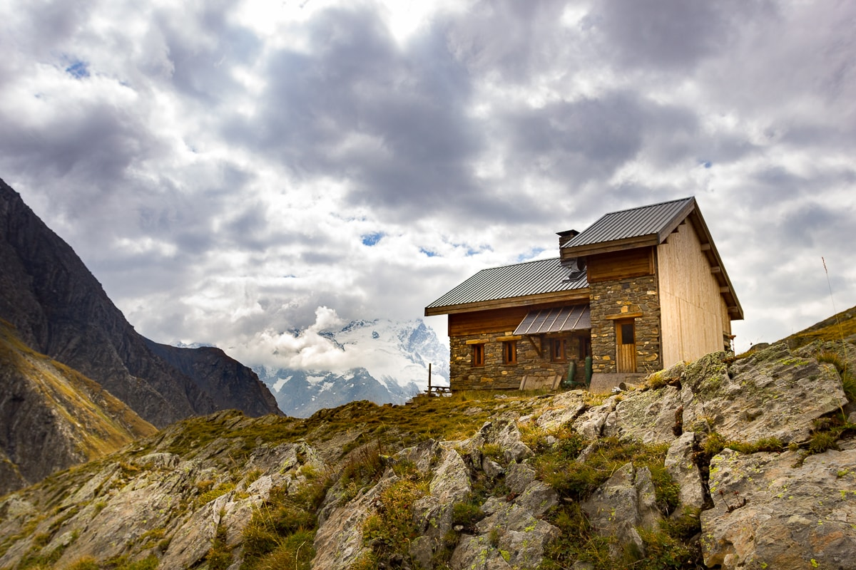 mountain huts