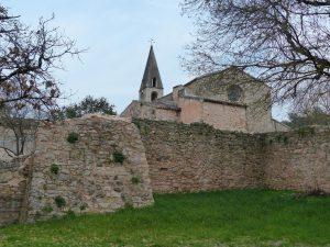 L'Abbaye du Thoronet, véritable trésor provençal, dans les alentours des Arcs sur Argens...
