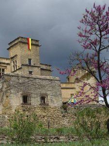 Un château mêlant style Renaissance et Provence? C'est ce que vous propose Lourmarin !
