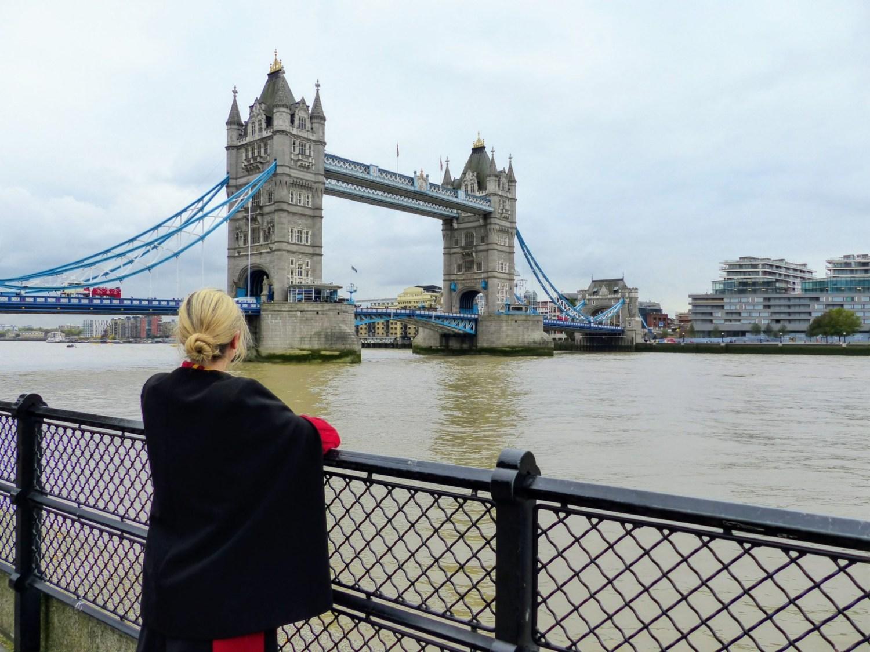 Londonienne dans l'âme.