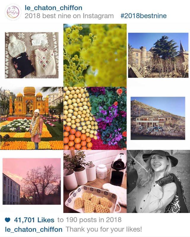 Et vous, quelles photos avez vous préférées sur mon insta cette année ?