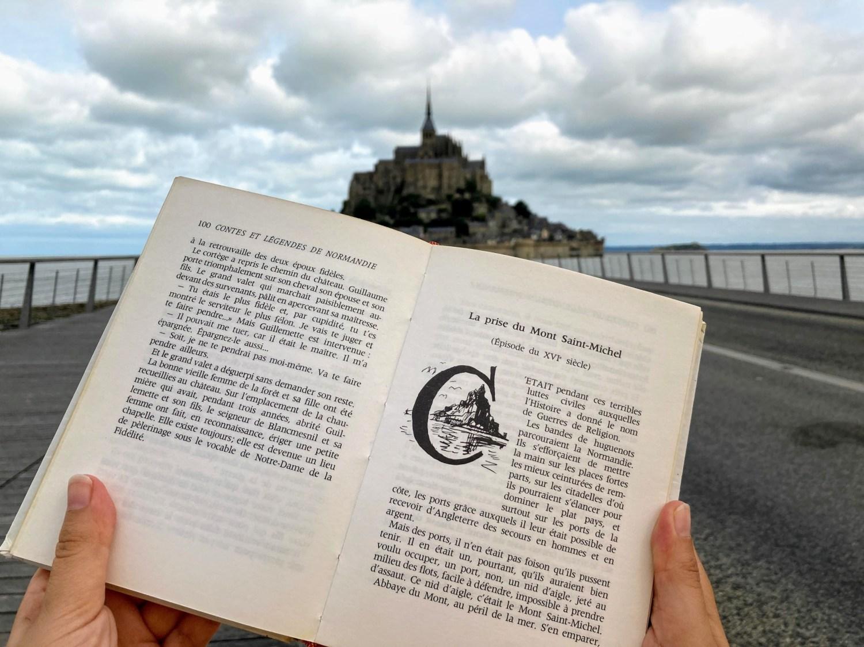 Voyages au pays des contes ou contes en voyage sur les terres de France.
