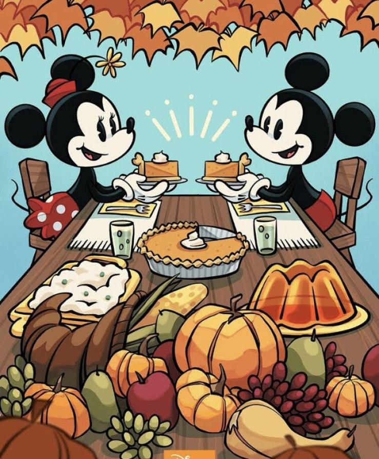 Pour ce Thanksgiving 2020, je suis reconnaissante ...