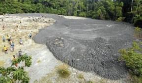 Гидротермальные лечебные грязи