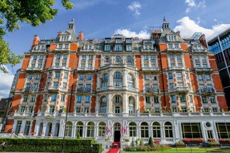 hôtel Mandarin Oriental London