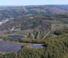 Financée par l'Europe dans le cadre du Plan Juncker, la centrale photovoltaïque de 12 MWc de la Découverte à Decazeville réalisée par le groupe Valeco avec des acteurs locaux a été inaugurée le 17 novembre dernier.