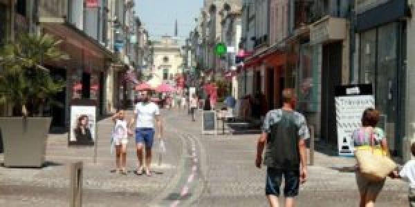 village de marques à Coutras-Libourne