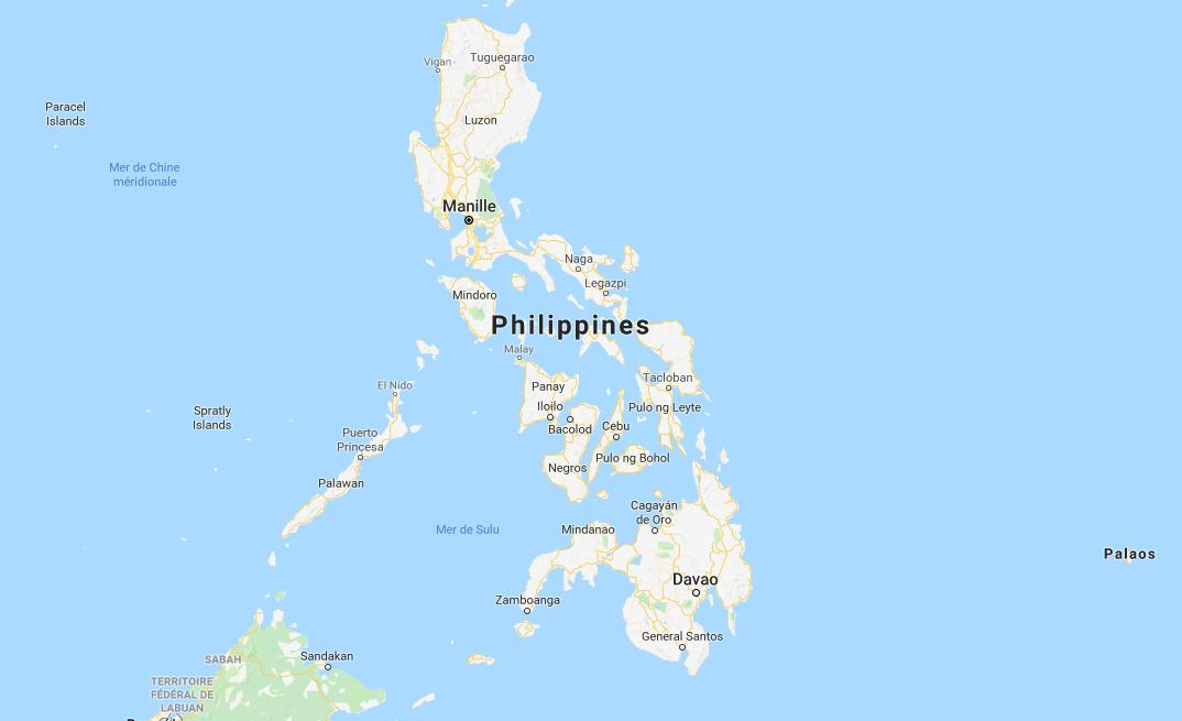 mer des philippines
