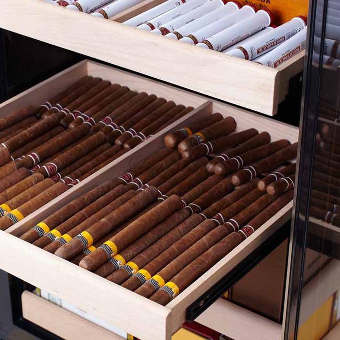 Armoire Cigare CL388 Pour 1100 Cigares Lecigarech